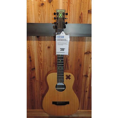 used martin lx1e ed sheeran signature edition acoustic electric guitar guitar center. Black Bedroom Furniture Sets. Home Design Ideas