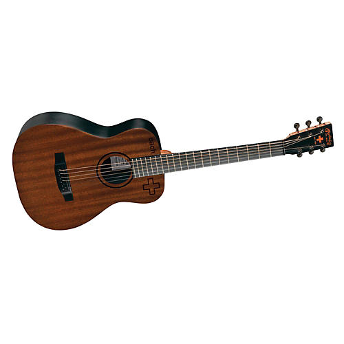 Martin LX1E Ed Sheeran Acoustic-Electric Guitar-thumbnail