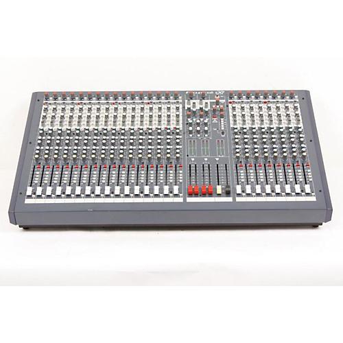 Soundcraft LX7ii 24-Channel Mixer-thumbnail