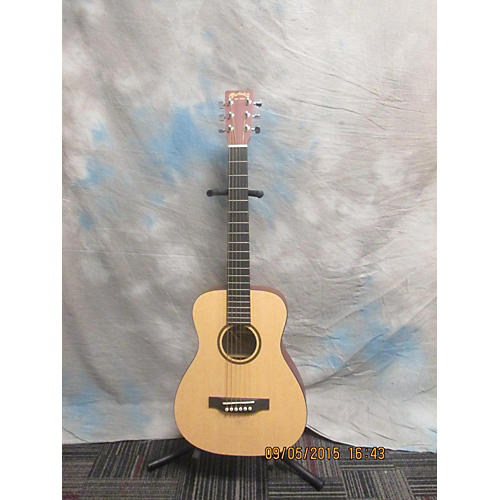 Martin LXME Natural Acoustic Electric Guitar