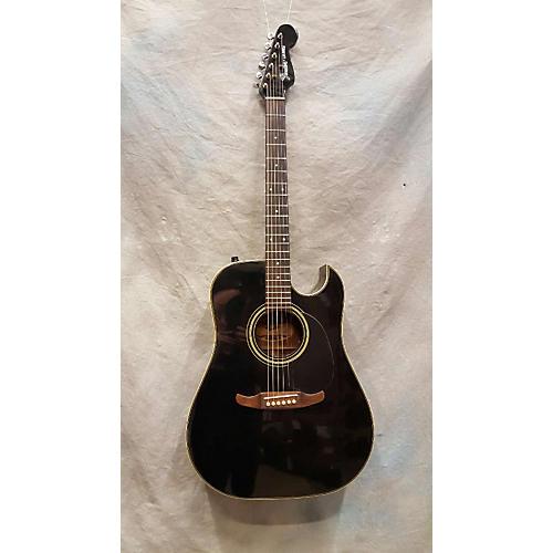 used fender la brea acoustic electric guitar guitar center. Black Bedroom Furniture Sets. Home Design Ideas
