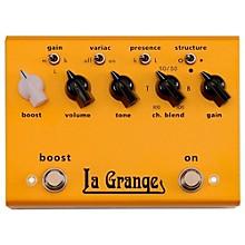 Bogner La Grange Overdrive + Boost Guitar Effects Pedal