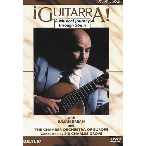Kultur La Guitarra: Classical Music Performance DVD