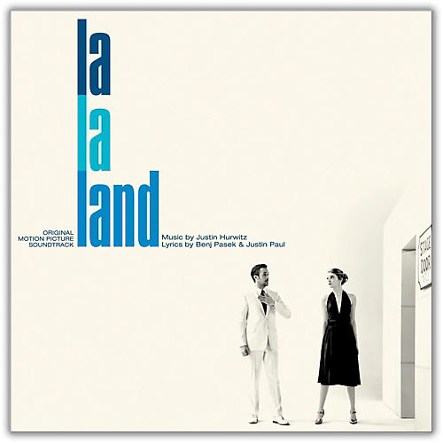 Universal Music Group La La Land (Original Motion Picture Soundtrack) (Black Vinyl)-thumbnail