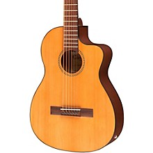 Cordoba La Playa Travel Half-Size Acoustic-Electric Steel String Guitar