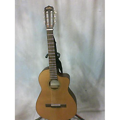 Cordoba La Playa Traveler Half-Size Steel String Acoustic Electric Guitar