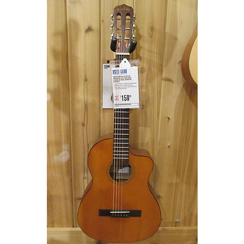 Cordoba La Playa Traveler Half-Size Steel String Acoustic Electric Guitar