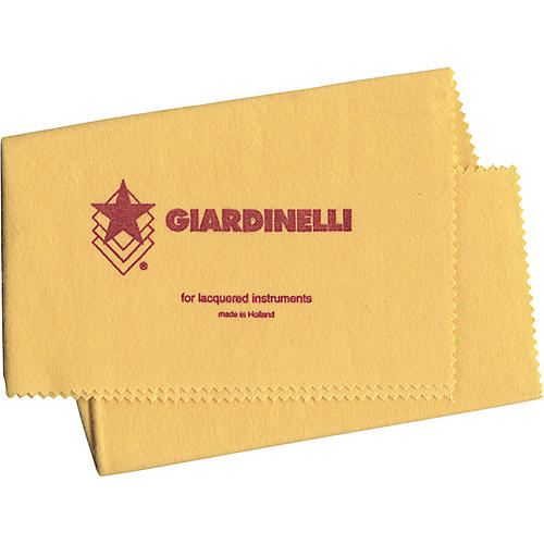 Giardinelli Lacquer Polishing Cloth