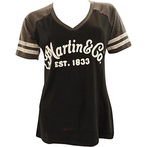 Martin Ladies Game V-Neck Tee-thumbnail