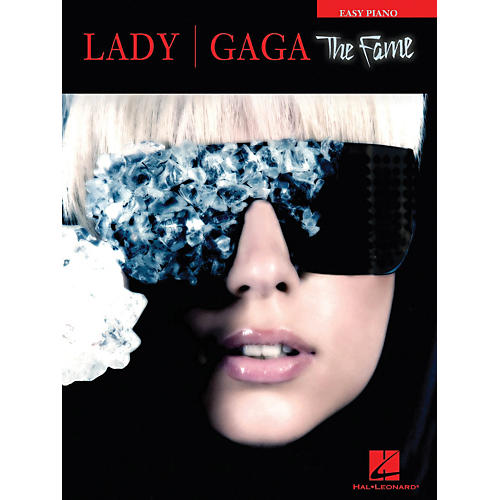 Hal Leonard Lady Gaga - The Fame for Easy Piano