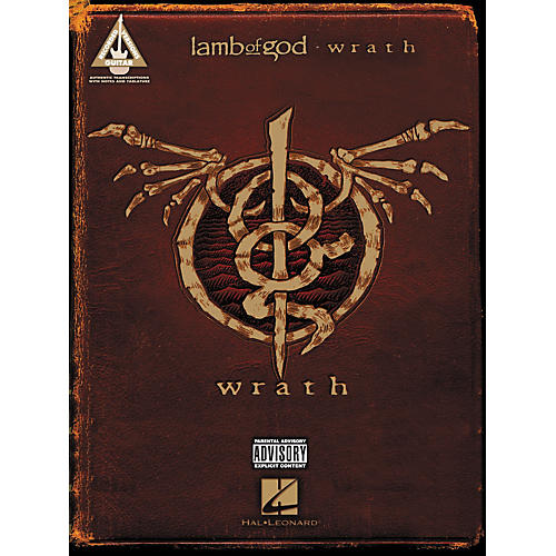 Hal Leonard Lamb Of God - Wrath Guita