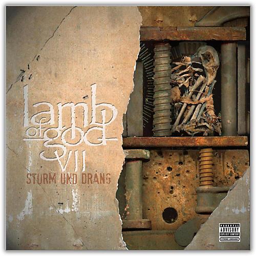 Sony Lamb of God - VII: Sturm Und Drang Vinyl LP