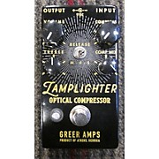 Greer Amplification Lamplighter Optical Compressor Effect Pedal