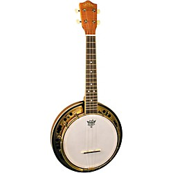 Lanikai LBU-C Concert Size Banjolele with Custom Gig bag