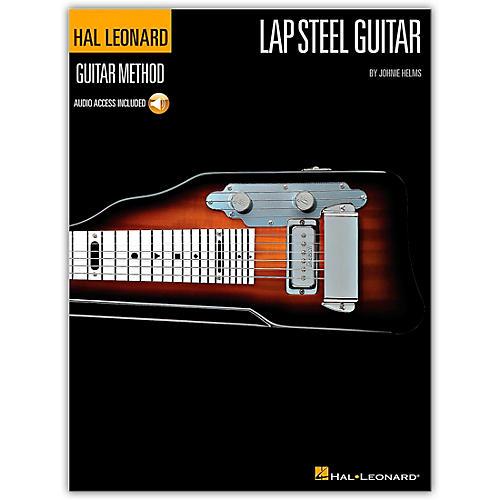 Hal Leonard Lap Steel Guitar Method - Book/CD