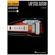 Hal Leonard Lap Steel Guitar Method - Book/Online Audio