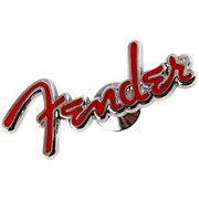 Fender Lapel Pin Logo