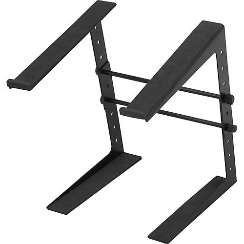 Musician's Gear Laptop Computer Stand Black Adj. Height
