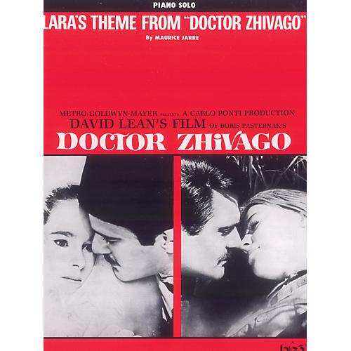 Alfred Lara's Theme (from Dr. Zhivago) Late Intermediate Piano Solo-thumbnail
