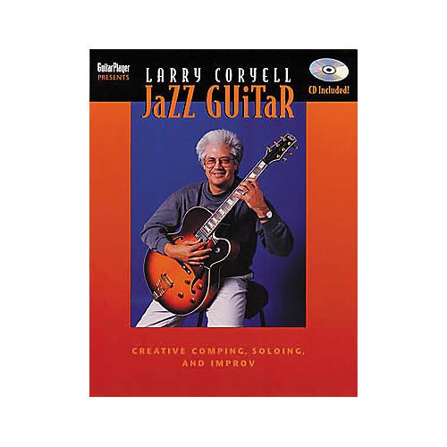 Hal Leonard Larry Coryell: Jazz Guitar Book
