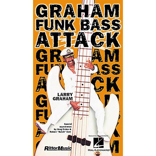 Hal Leonard Larry Graham - Graham Funk Bass Attack Video-thumbnail