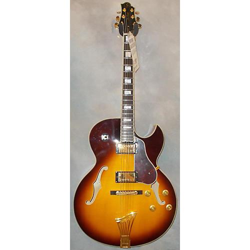 Greg Bennett Design by Samick Lasalle JZ3 Hollow Body Electric Guitar-thumbnail