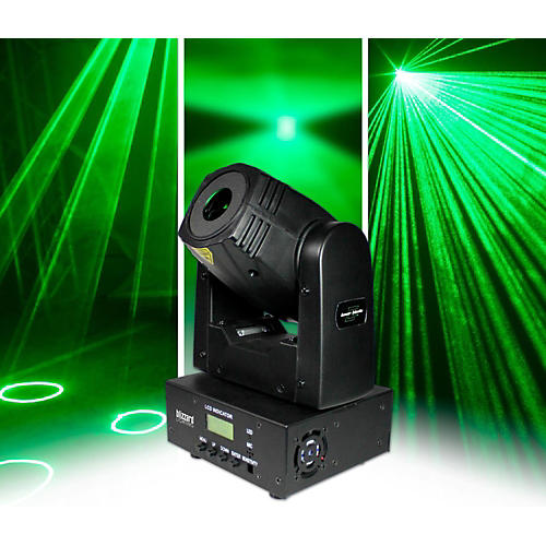 Blizzard Laser Blade G Mini Moving Head Green Laser-thumbnail