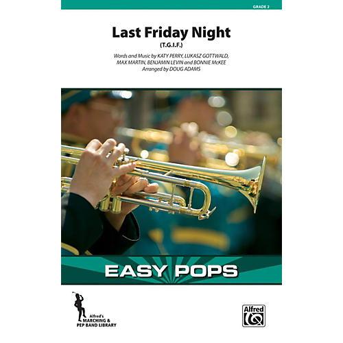 Alfred Last Friday Night (T.G.I.F.) Grade 2 (Easy)-thumbnail