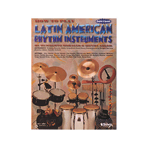 Alfred Latin American Percussion (Book)-thumbnail