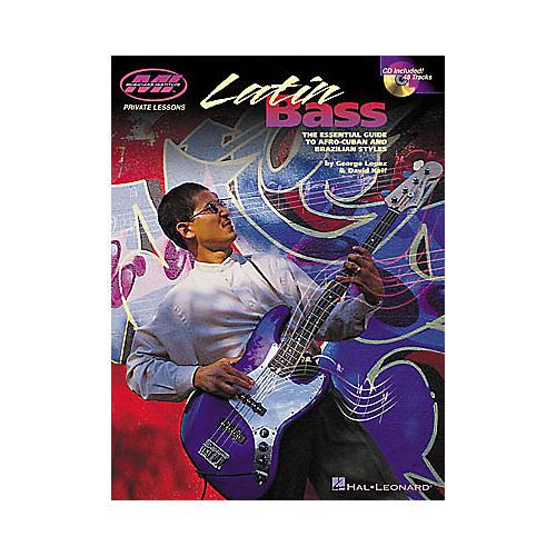 Hal Leonard Latin Bass Book/CD-thumbnail