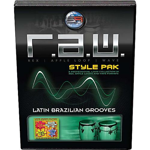 Sonic Reality Latin Brazilian Grooves R.A.W. Style Pak-thumbnail