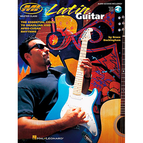 Hal Leonard Latin Guitar Book/CD-thumbnail