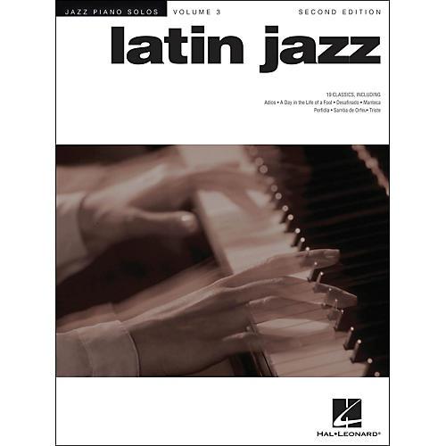 Hal Leonard Latin Jazz Piano Solo-thumbnail
