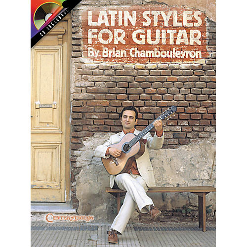Hal Leonard Latin Styles For Guitar Book and CD