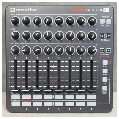 Novation Launch Control XL MIDI Controller-thumbnail