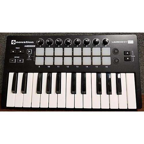 Novation Launchkey 25 Key MIDI Controller-thumbnail