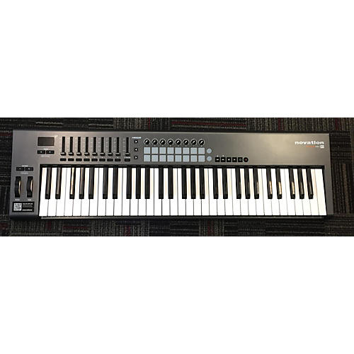 Novation Launchkey 61 Key MIDI Controller-thumbnail