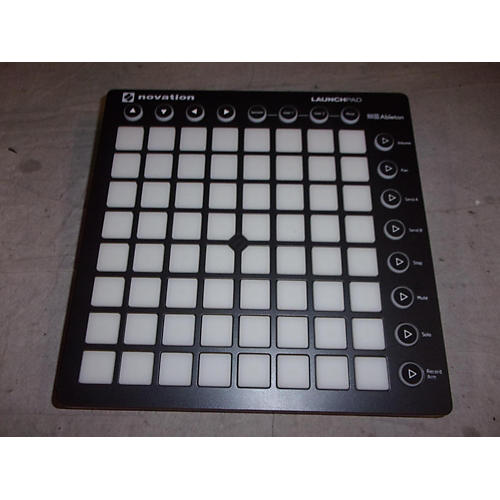 used ableton launchpad midi controller guitar center. Black Bedroom Furniture Sets. Home Design Ideas