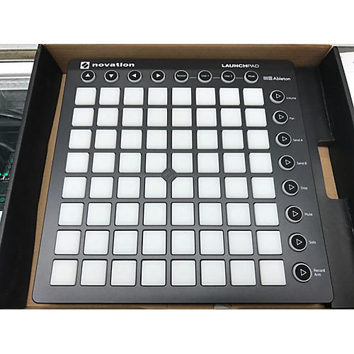 Novation Launchpad MKII MIDI Controller-thumbnail