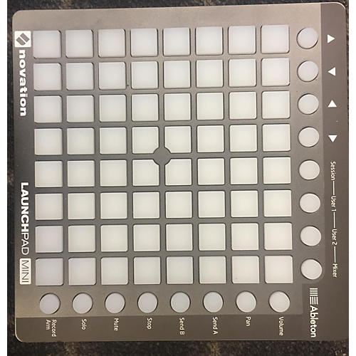 Novation Launchpad Mini MIDI Controller-thumbnail