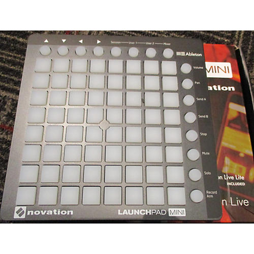 Novation Launchpad Mini Mkii Production Controller-thumbnail