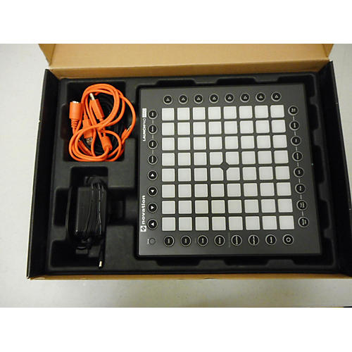 Used Novation Launchpad Pro Midi Controller Guitar Center