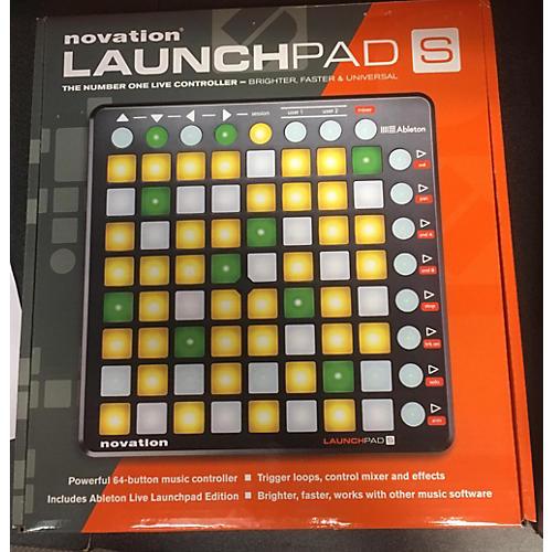 Novation Launchpad S MIDI Controller