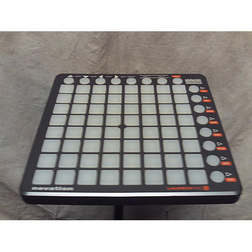 used novation launchpad s midi controller guitar center. Black Bedroom Furniture Sets. Home Design Ideas