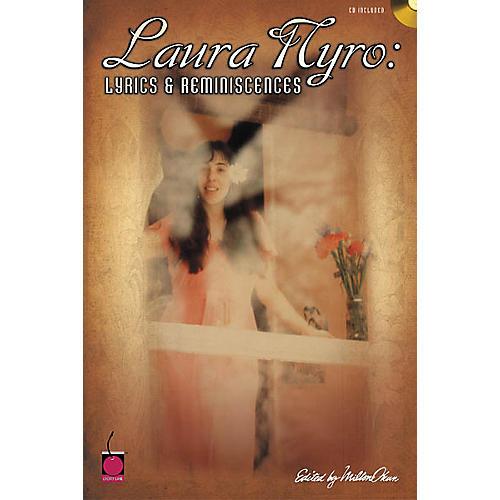 Cherry Lane Laura Nyro: Lyrics and Reminiscences (Book/CD)