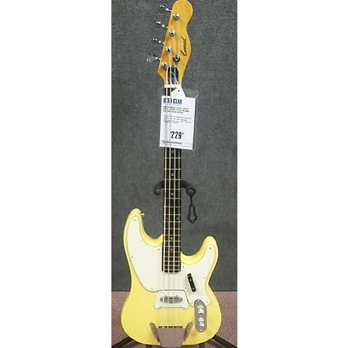 Conrad Lawsuit Short Scale T Style Electric Bass Guitar-thumbnail