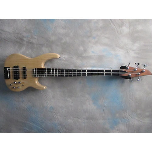Carvin Lb70 Natural Electric Bass Guitar