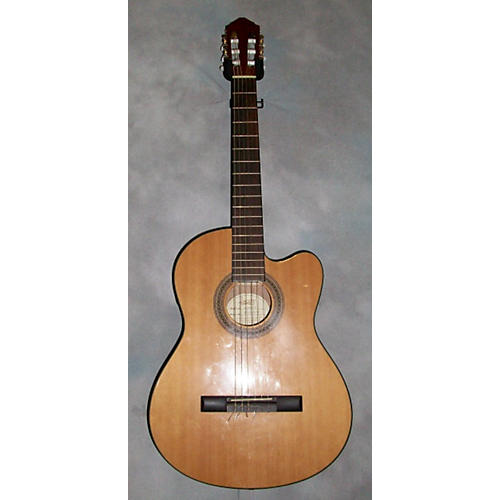 Lucero Lc100ce Classical Acoustic Electric Guitar-thumbnail