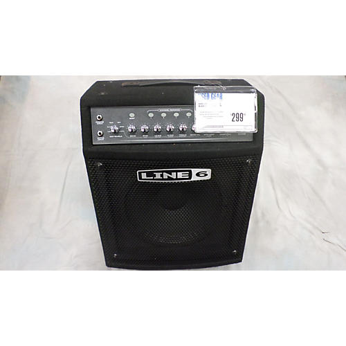 Line 6 Ld 150 Bass Combo Amp Black