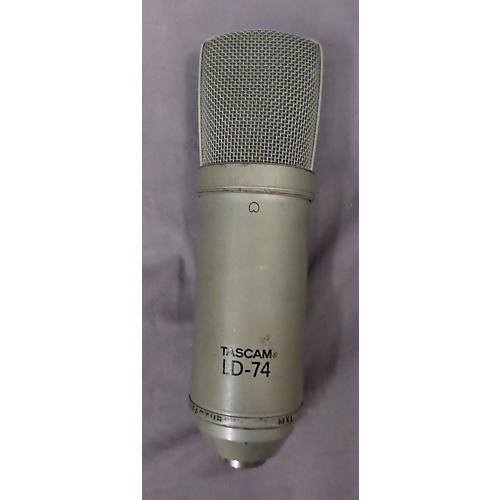 Tascam Ld-74 Condenser Microphone